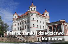 Pałace, zamki i dziedzictwo kulturowe